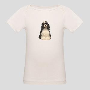 Cocker (parti) Organic Baby T-Shirt