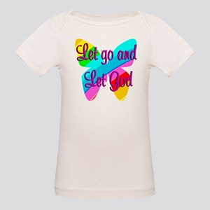 TRUST GOD Organic Baby T-Shirt