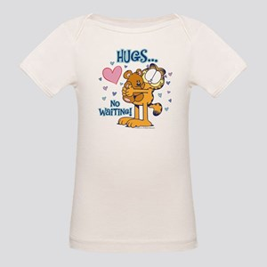 Hugs...No Waiting! Organic Baby T-Shirt