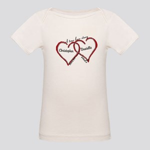A true love story: personalize T-Shirt