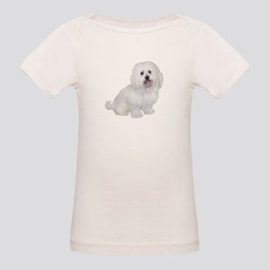 Havanese (W1) Organic Baby T-Shirt