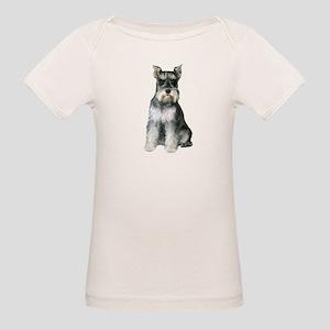 Schnauzer (gp2) Organic Baby T-Shirt