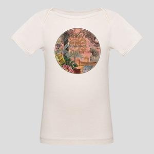 St. Augustine Florida Vintage Collage T-Shirt