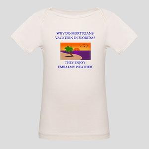 undertaker joke Organic Baby T-Shirt