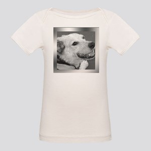 Your Photo in a Silver Frame T-Shirt