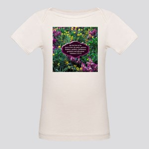 GALATIANS 5 Organic Baby T-Shirt