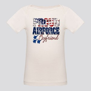 ProudAirForceBoyfriend T-Shirt