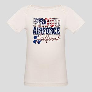 ProudAirForceGirlfriend T-Shirt