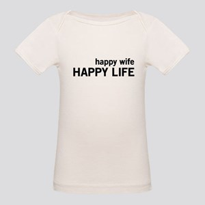 Happy Wife, Happy Life T-Shirt