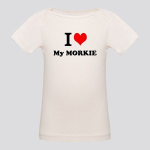 I Love My MORKIE T-Shirt