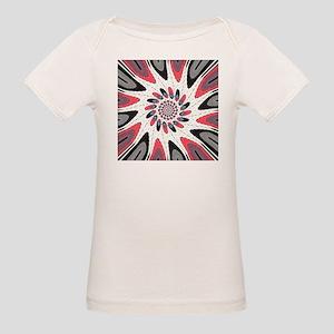 High contrast twirl T-Shirt