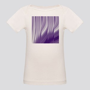abstract purple grey T-Shirt