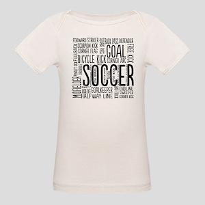 Soccer Word Cloud T-Shirt