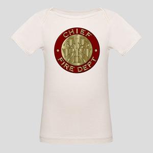Fire chief brass sybol T-Shirt