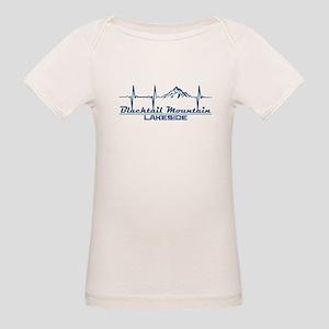 Blacktail Mountain - Lakeside - Montana T-Shirt