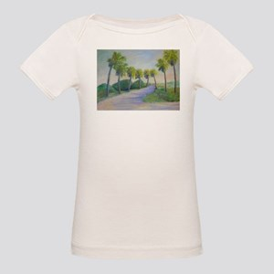 DIRT ROAD IN MARINELAND, FL T-Shirt