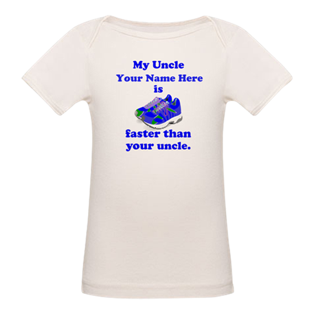 My Uncle Is Faster (Custom) T-Shirt