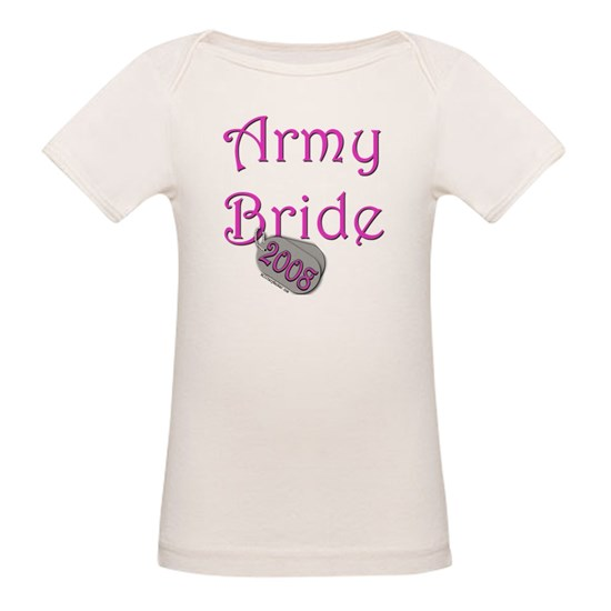 Army Bride Dog Tag 2008