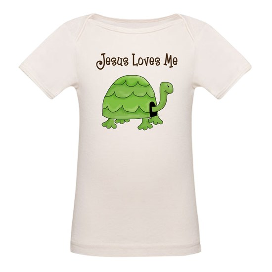 Jesus loves me - Turtle