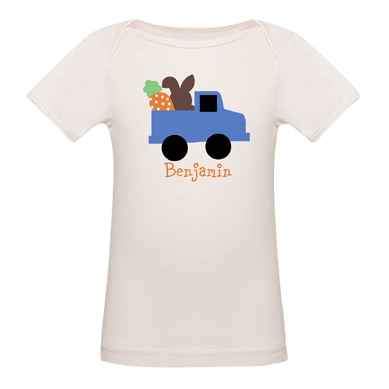Easter time truck personalized