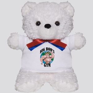 Big Bob's Gym Teddy Bear