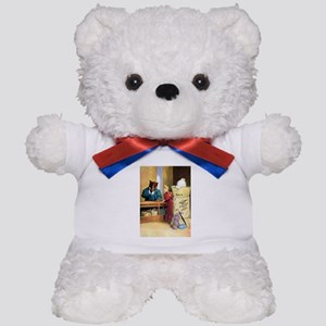 Roosevelt Bears at the Post Office Teddy Bear