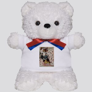 tobacco ad Teddy Bear
