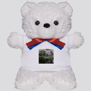 Cherry Blossoms Tree Teddy Bear