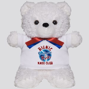 Bionic Knee Replacement Surgery Bionic Teddy Bear