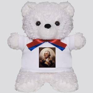 George Washington Teddy Bear