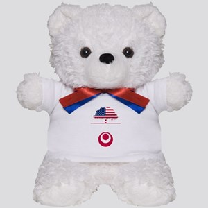 American Grown with Okinawa Roots Jap Teddy Bear