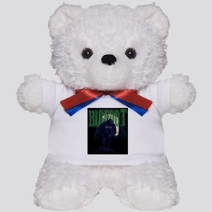 BIGFOOT- out of the darkness Teddy Bear