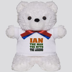 Ian the Legend Teddy Bear