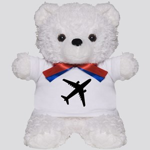 Airplane Jet Teddy Bear