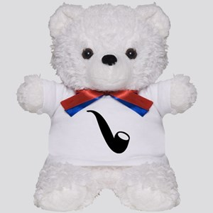 Smoking pipe Teddy Bear
