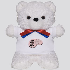 Medical Technologist Voice Teddy Bear