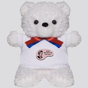 Nurse Voice Teddy Bear