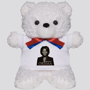 Michelle Obama Teddy Bear