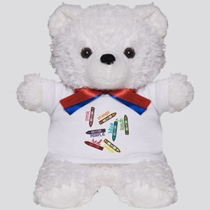 Colors Teddy Bear
