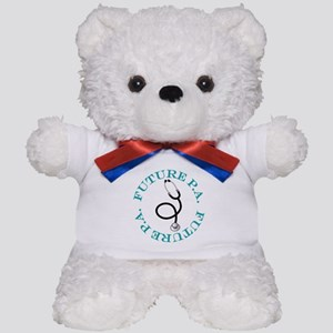 Future P.A. Physician Assistant Teddy Bear