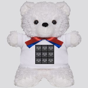 Add Your Own Images Collage Teddy Bear