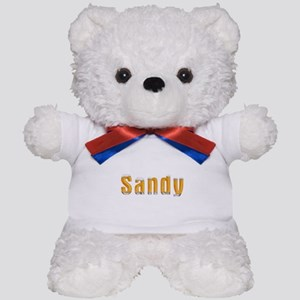 Sandy Beer Teddy Bear