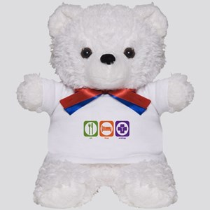 Eat Sleep Urology Teddy Bear