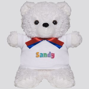 Sandy Teddy Bear