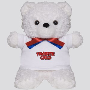 """Favorite Child"" T-Shirt Funn Teddy Bear"