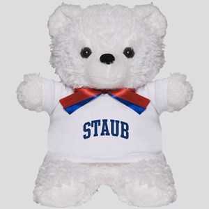 STAUB design (blue) Teddy Bear