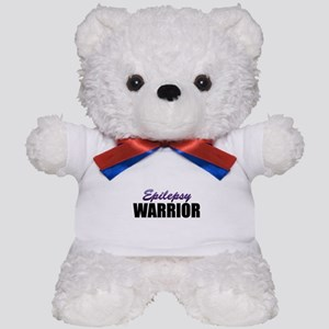 Epilepsy Warrior Teddy Bear