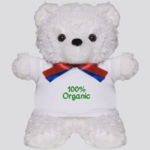 100 % Organic Teddy Bear
