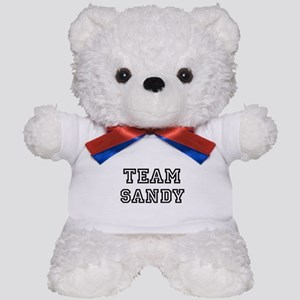 Team Sandy Teddy Bear
