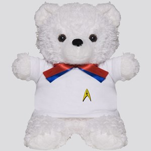 Star Trek Captains Badge Chest Teddy Bear